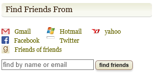 Goodreads find friends from